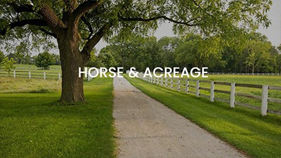 Horse Equestrian Acreage Home and Land Sales West Central Florida